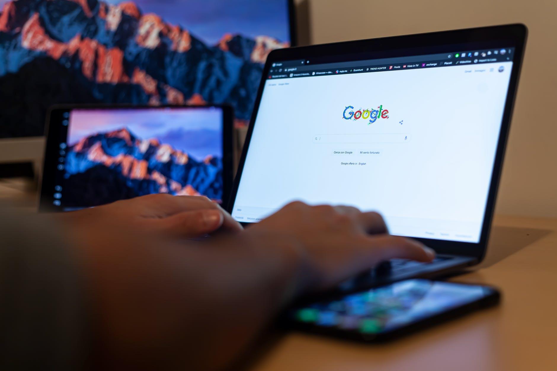 Google et le référencement local