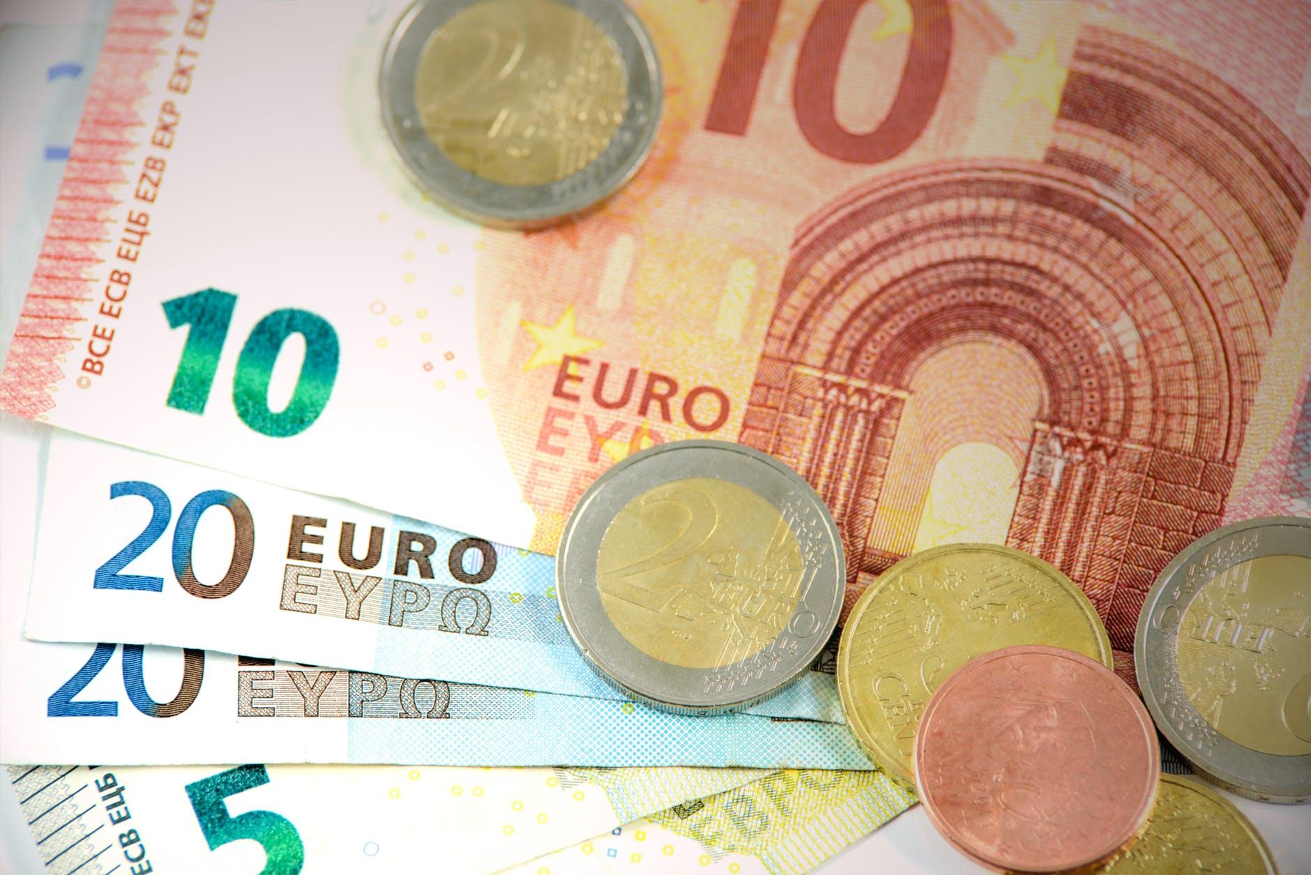 euros pièces billets