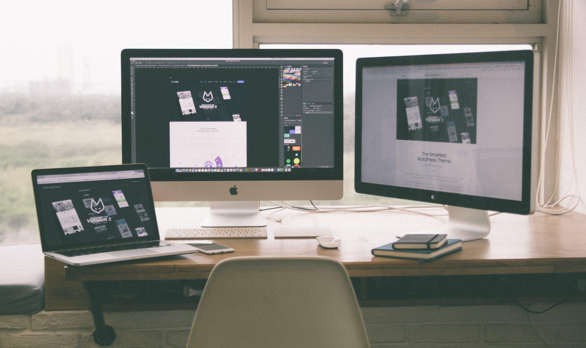 bureau ordinateurs
