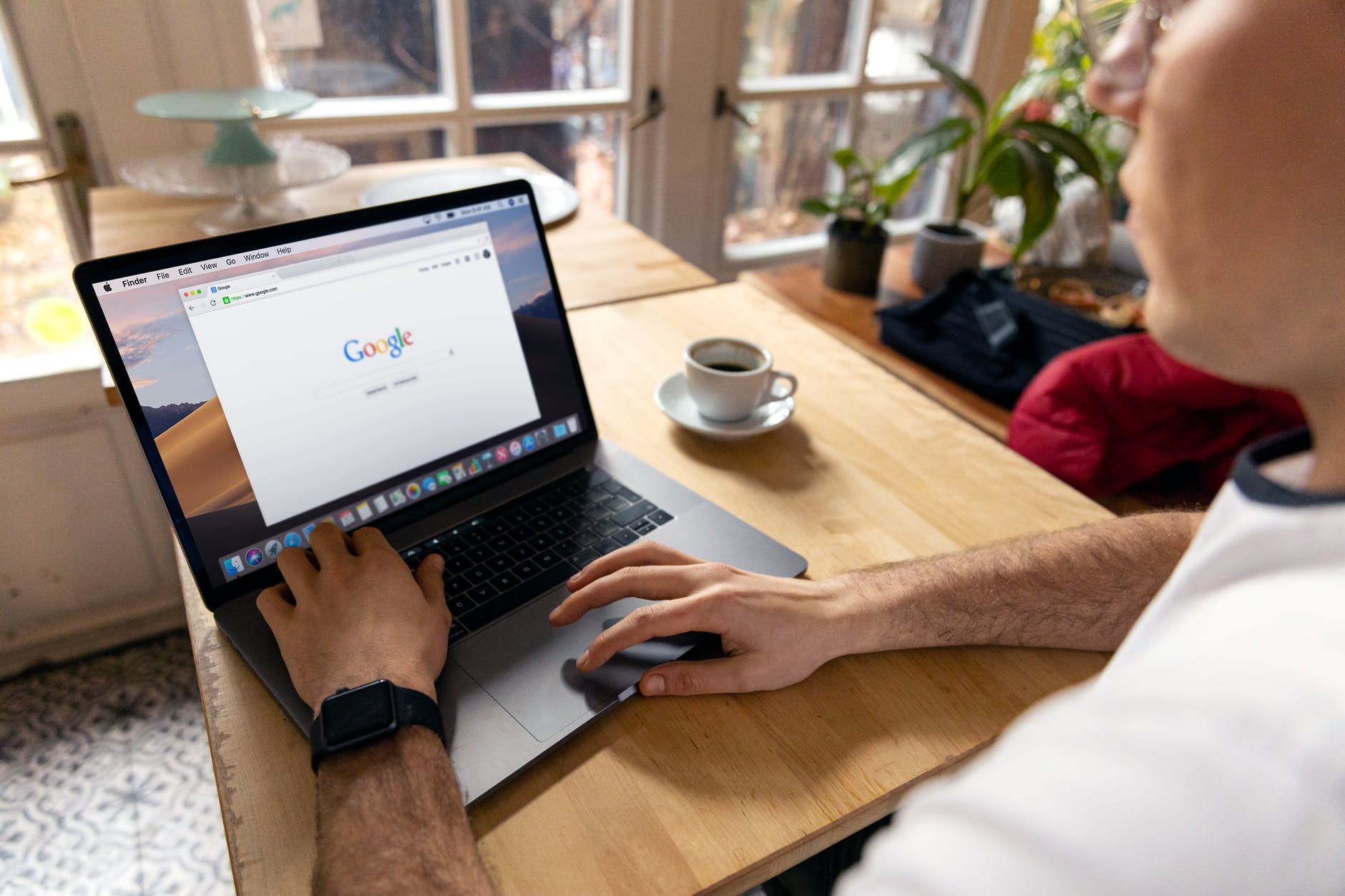 google ordinateur portable